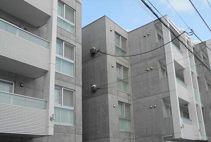コンクリート打ちっ放しの壁の寒さ対策
