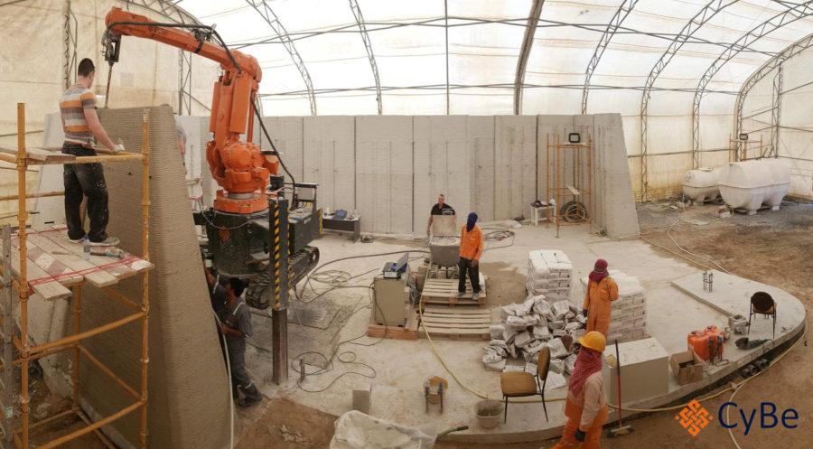 コンクリート建設の革命|3Dプリンターによる建設工事