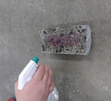 コンクリートの中性化試験の試験方法と中性化による劣化の対策案