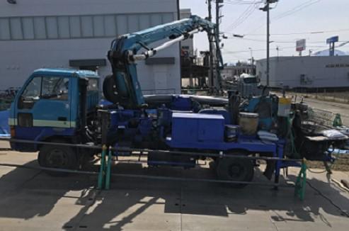 コンクリートポンプ車の仕組みと役割