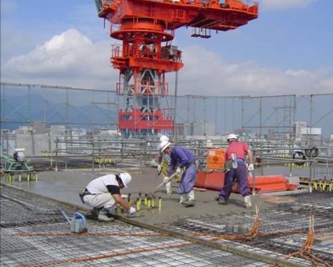 高強度コンクリートとは|特徴・製造方法・施工方法まとめ
