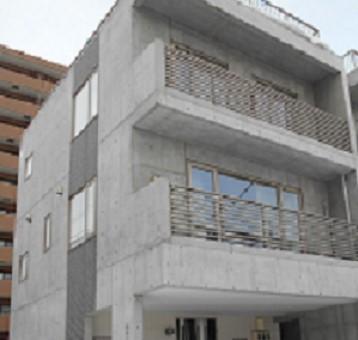 コンクリート打ちっぱなしの建物を補修する方法