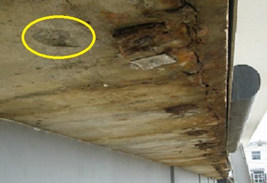 コンクリート剥落の原因と剥落検査、修理、防止方法まとめ